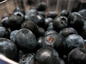 acai blueberries