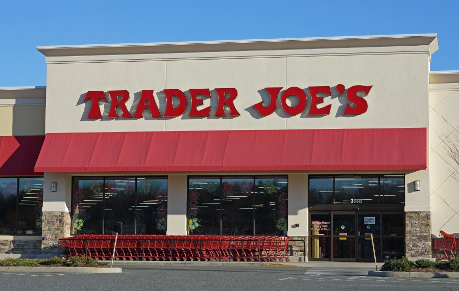 Trader Joe's Treasure Hunting